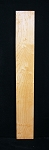 Figured Hard Maple Fingerboard Blank Ukulele/Mandolin