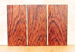 Jatoba / Brazilian Cherry Headplate